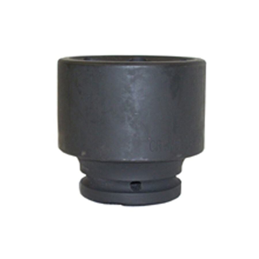 K Tool International 3/4-in Drive 2-1/8-in Shallow 6-Point Standard (SAE) Impact Socket
