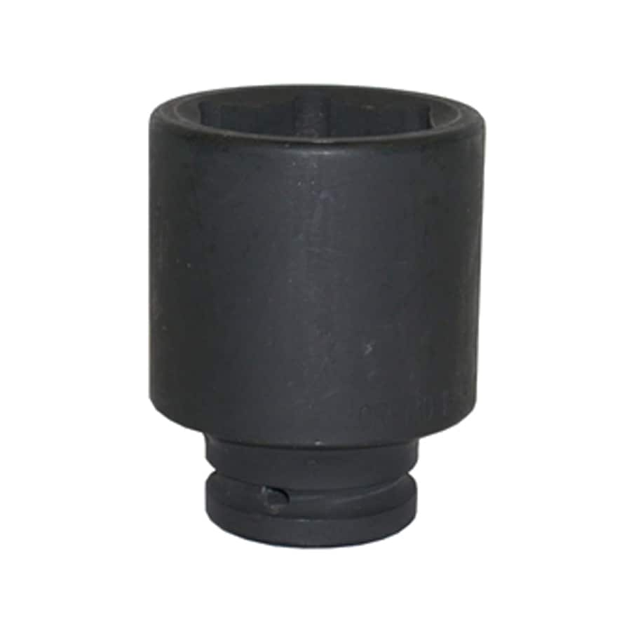 K Tool International 3/4-in Drive 1-13/16-in Deep 6-Point Standard Impact Socket