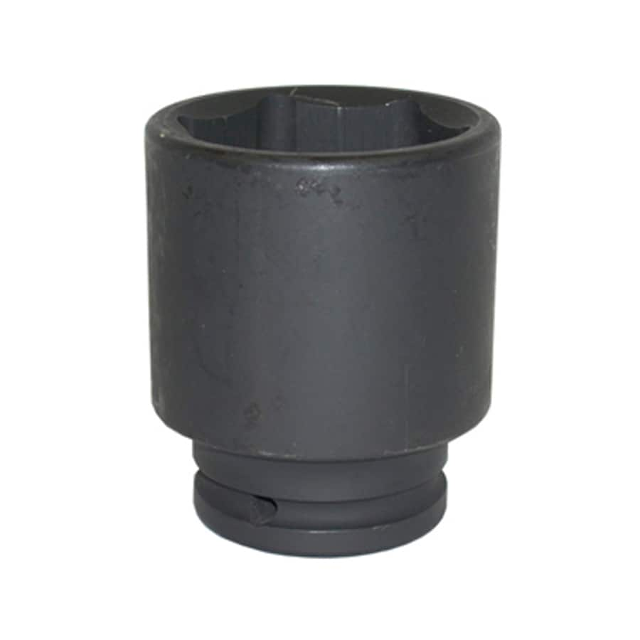 K Tool International 3/4-in Drive 1-7/8-in Deep 6-Point Standard (SAE) Impact Socket