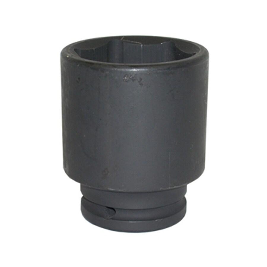 K Tool International 3/4-in Drive 2-in Deep 6-Point Standard (SAE) Impact Socket