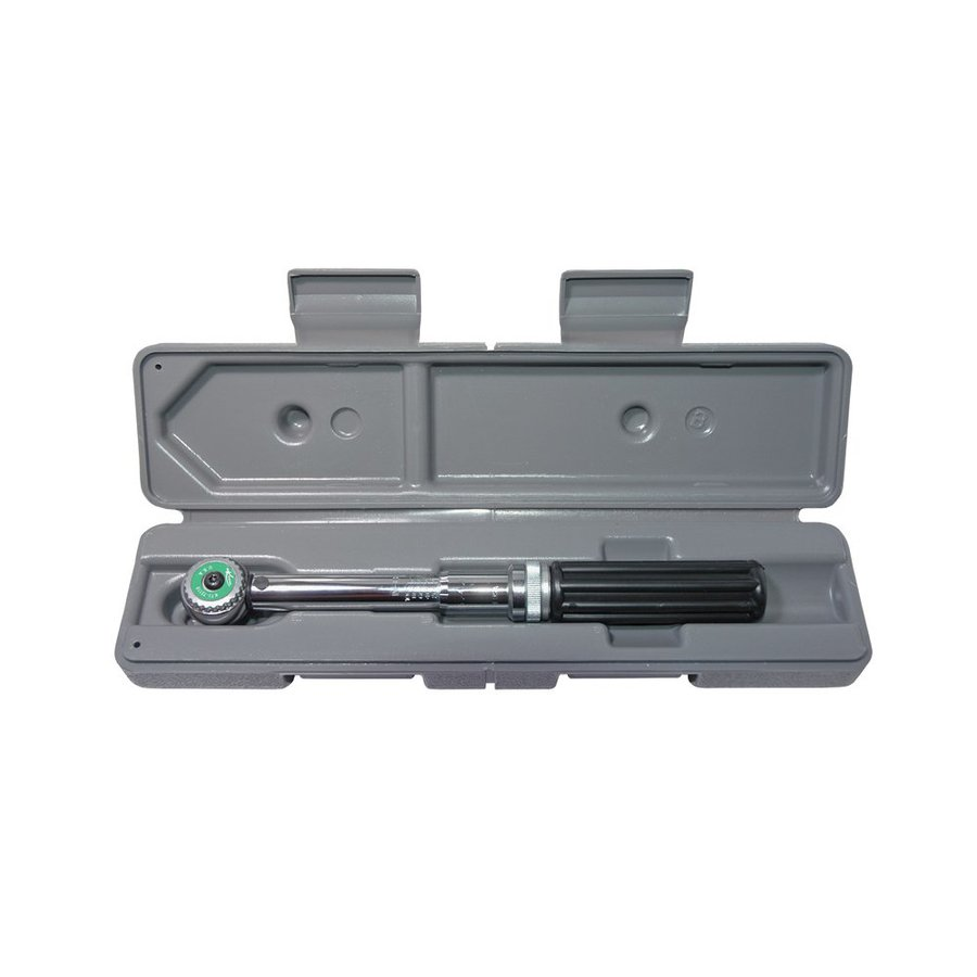 K Tool International 3/8-in Drive Click 10 Ft/Lbs to 100 Ft/Lbs Torque Wrench