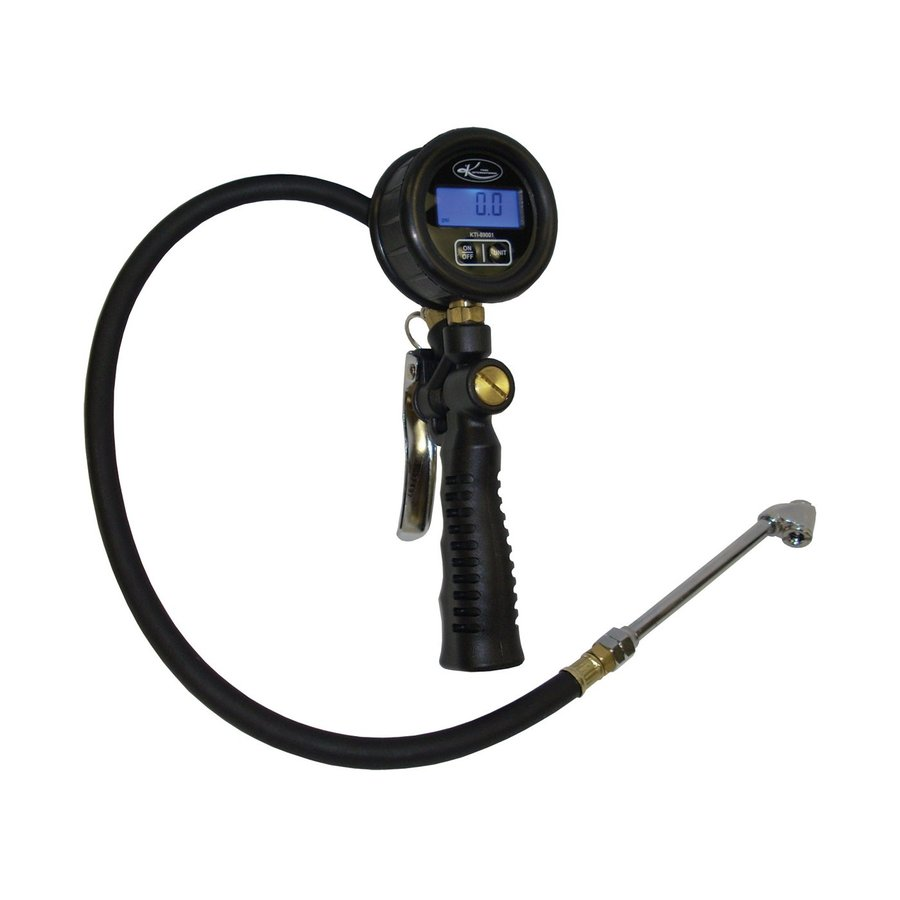 K Tool International Digital Tire Inflator Gauge
