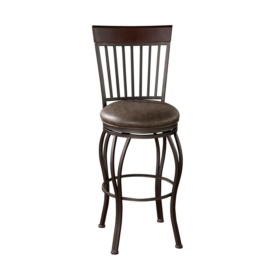 American Heritage Billiards Talin Pepper Counter Stool