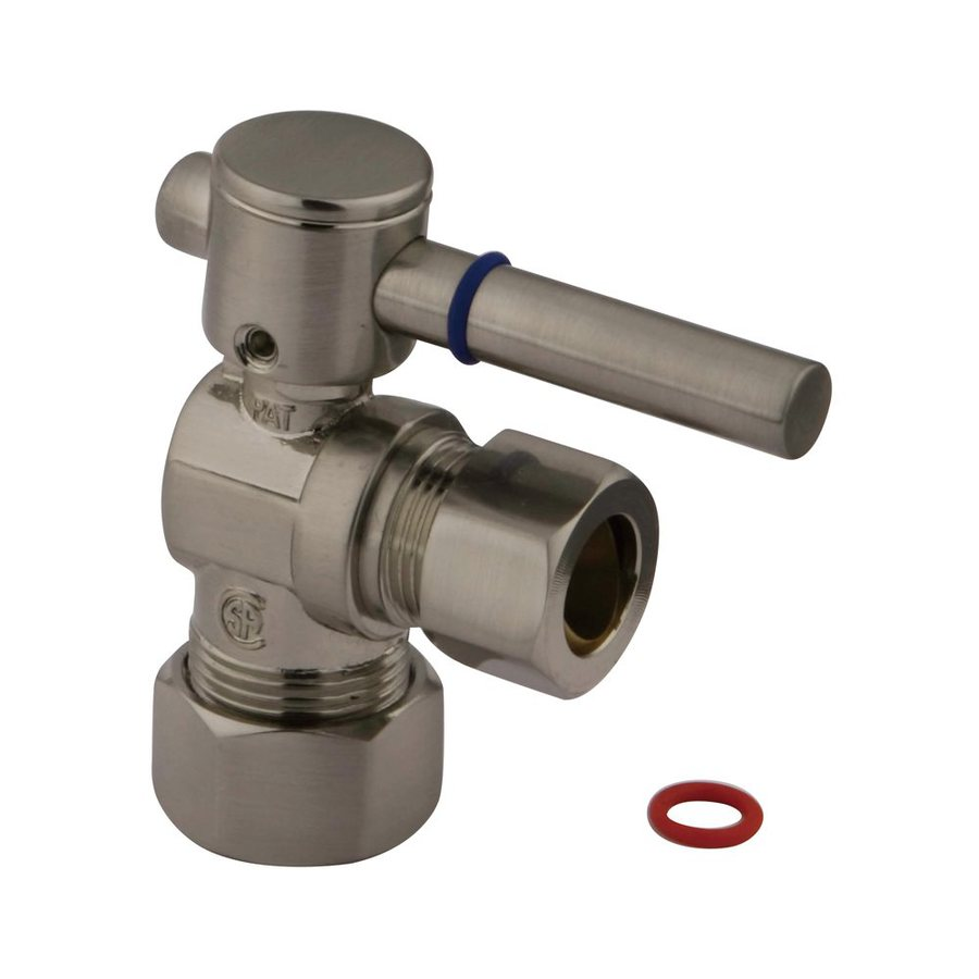 Elements of Design Brass Compression Angle Valve