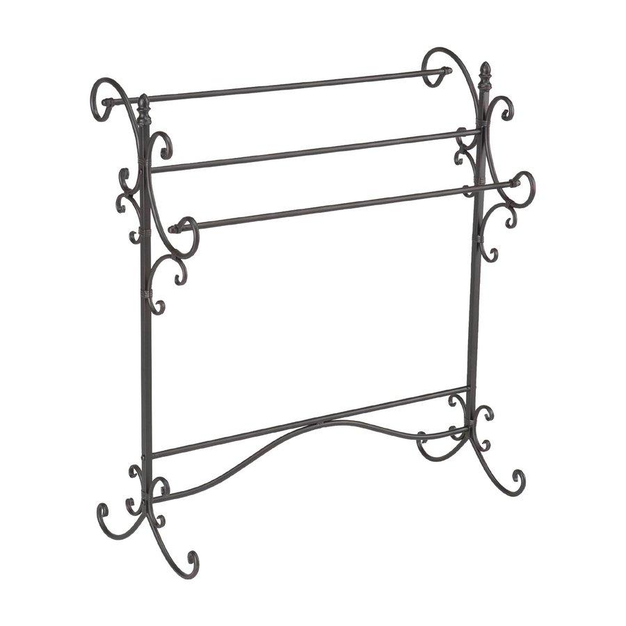 Boston Loft Furnishings Freestanding Metal Quilt Rack