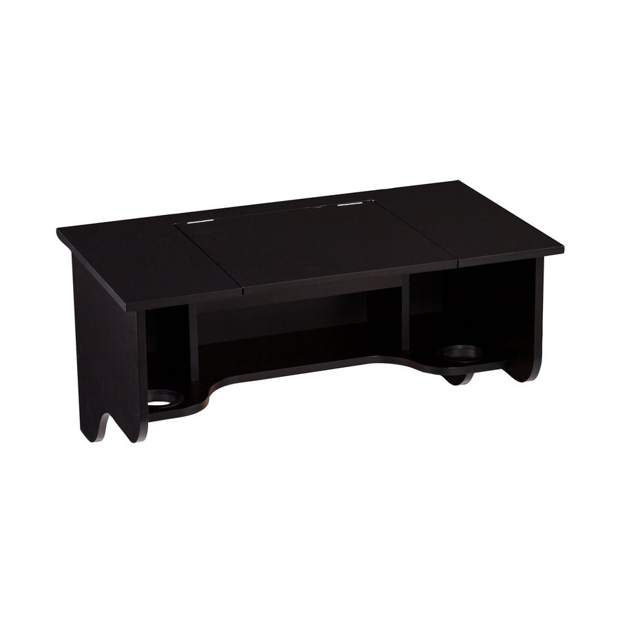 Boston Loft Furnishings Decoskey Black Makeup Vanity