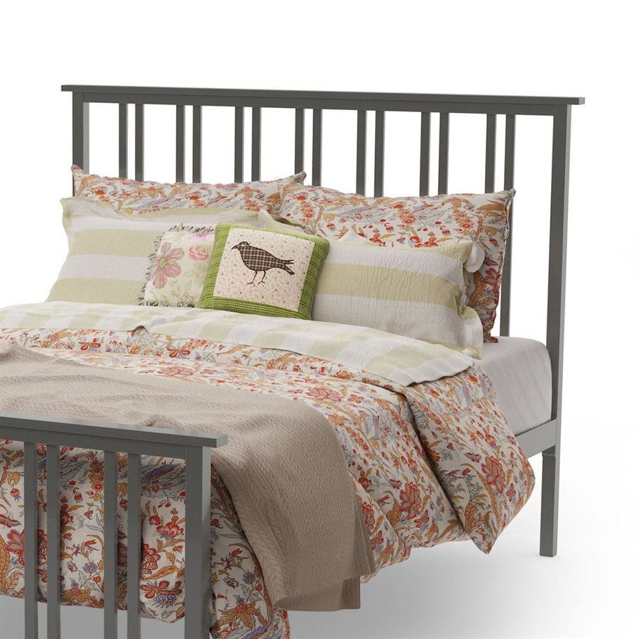 Amisco Erika Metallo Queen Headboard