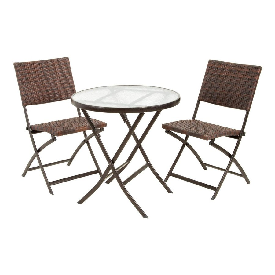 Best Selling Home Decor 3-Piece Patio Dining Set