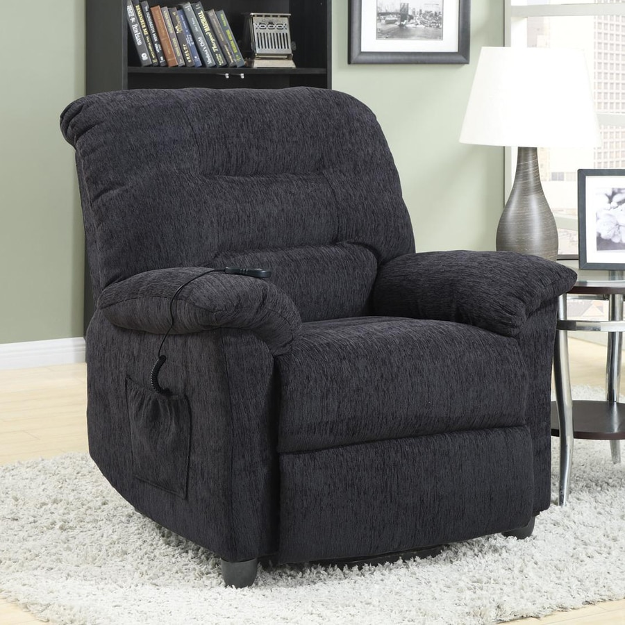 Coaster Fine Furniture Grey Recliner