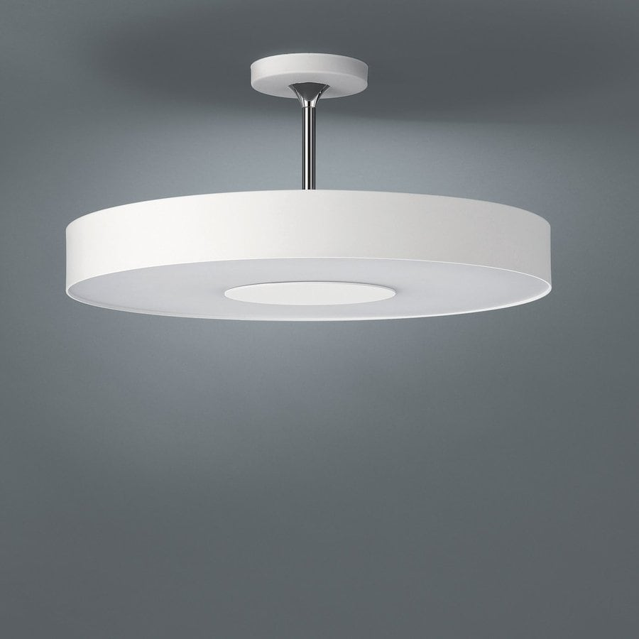 Philips Roomstylers 17.4-in W Semi-Flush Mount Light
