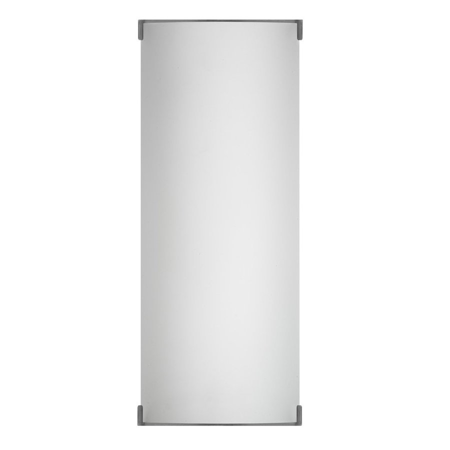 Philips Edge 6-in W 1-Light Satin Nickel Pocket Hardwired Wall Sconce