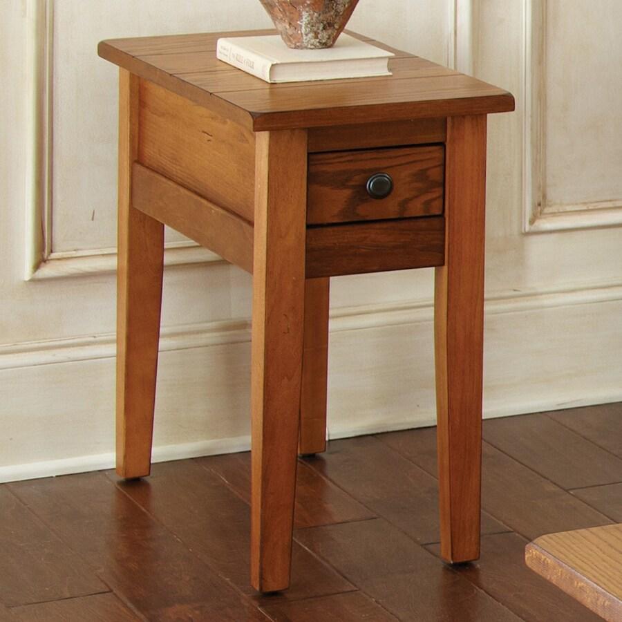 Steve Silver Company Liberty Oak Rectangular End Table