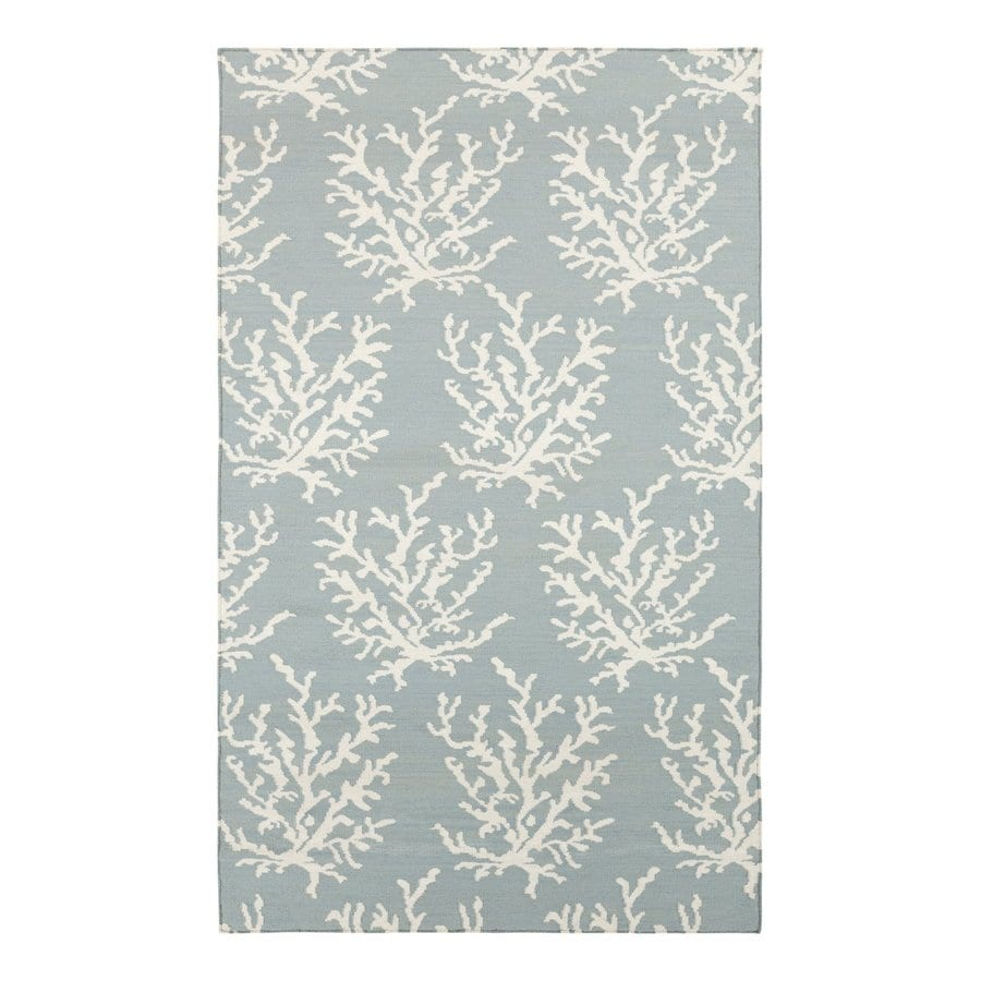 Surya Boardwalk Rectangular Indoor Woven Nature Area Rug (Common: 8 x 11; Actual: 8-ft W x 11-ft L)