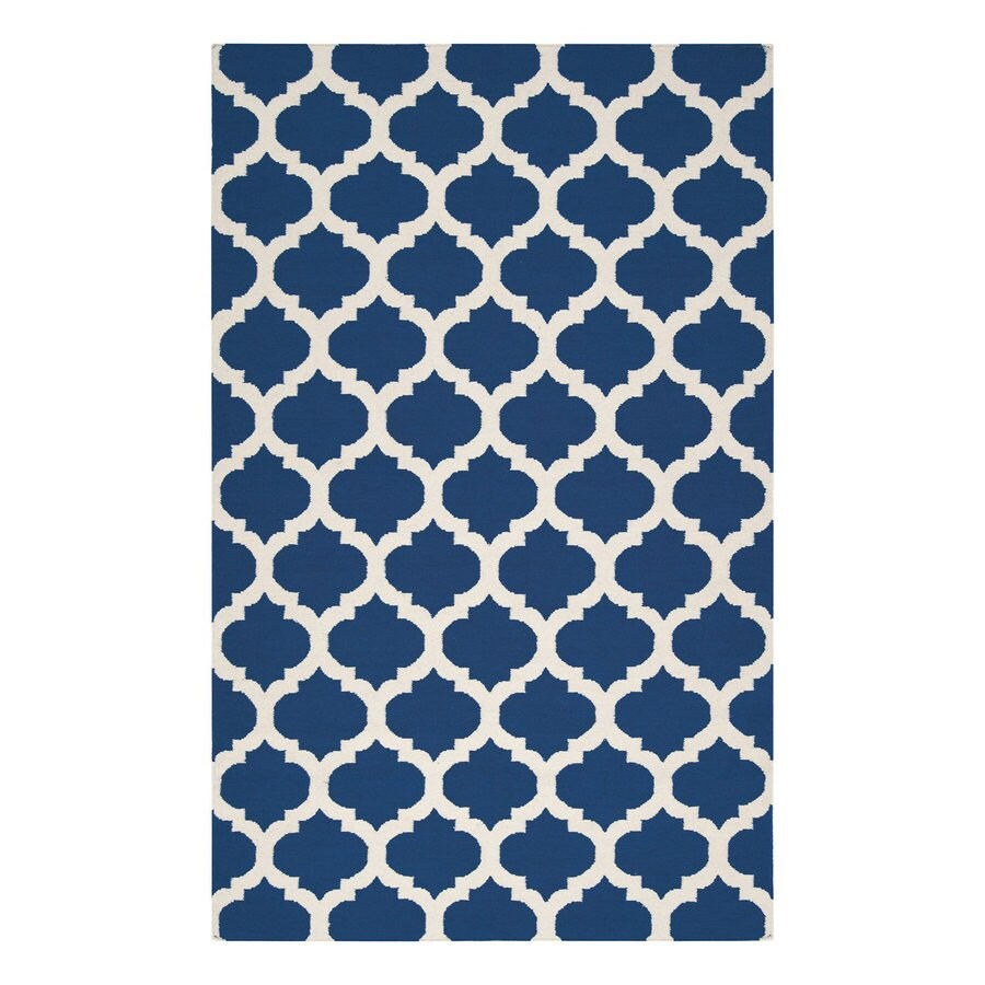 Surya Frontier Rectangular Indoor Woven Area Rug (Common: 5 x 8; Actual: 5-ft W x 8-ft L)