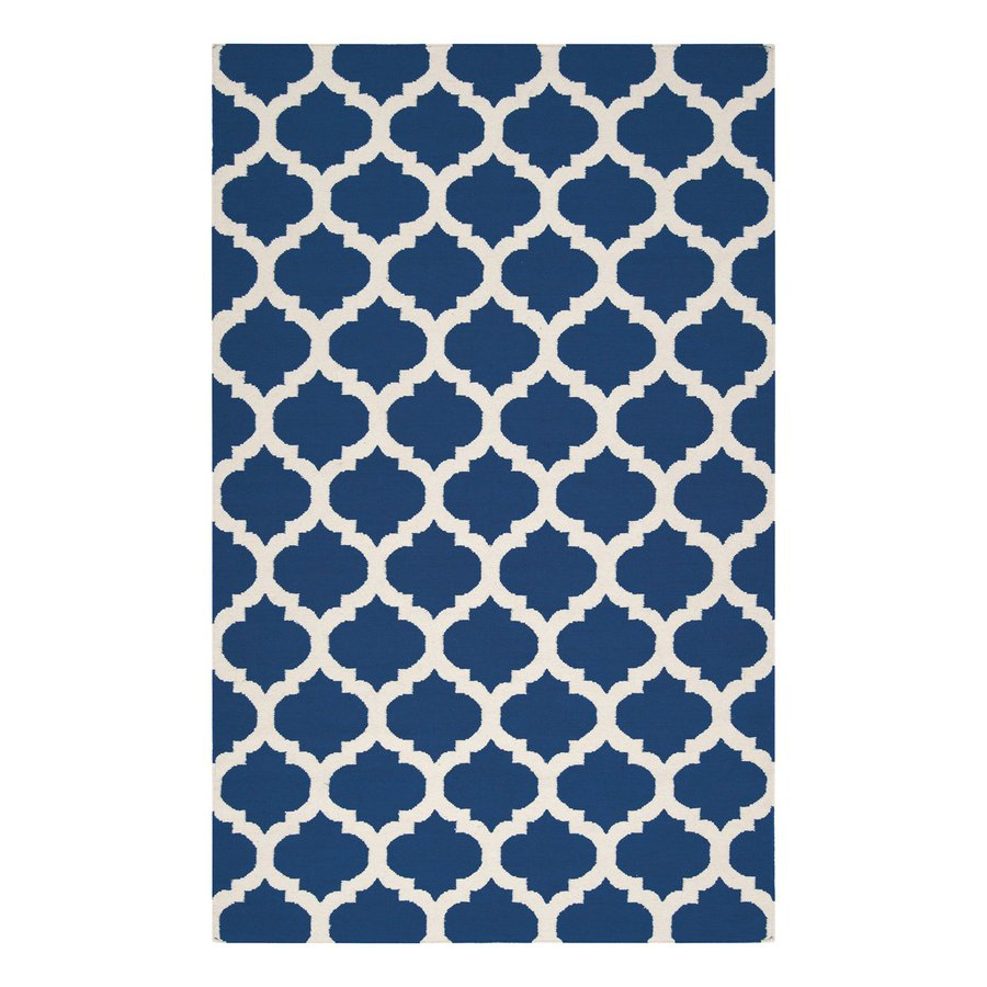 Surya Frontier Rectangular Indoor Woven Area Rug (Common: 8 x 11; Actual: 8-ft W x 11-ft L)