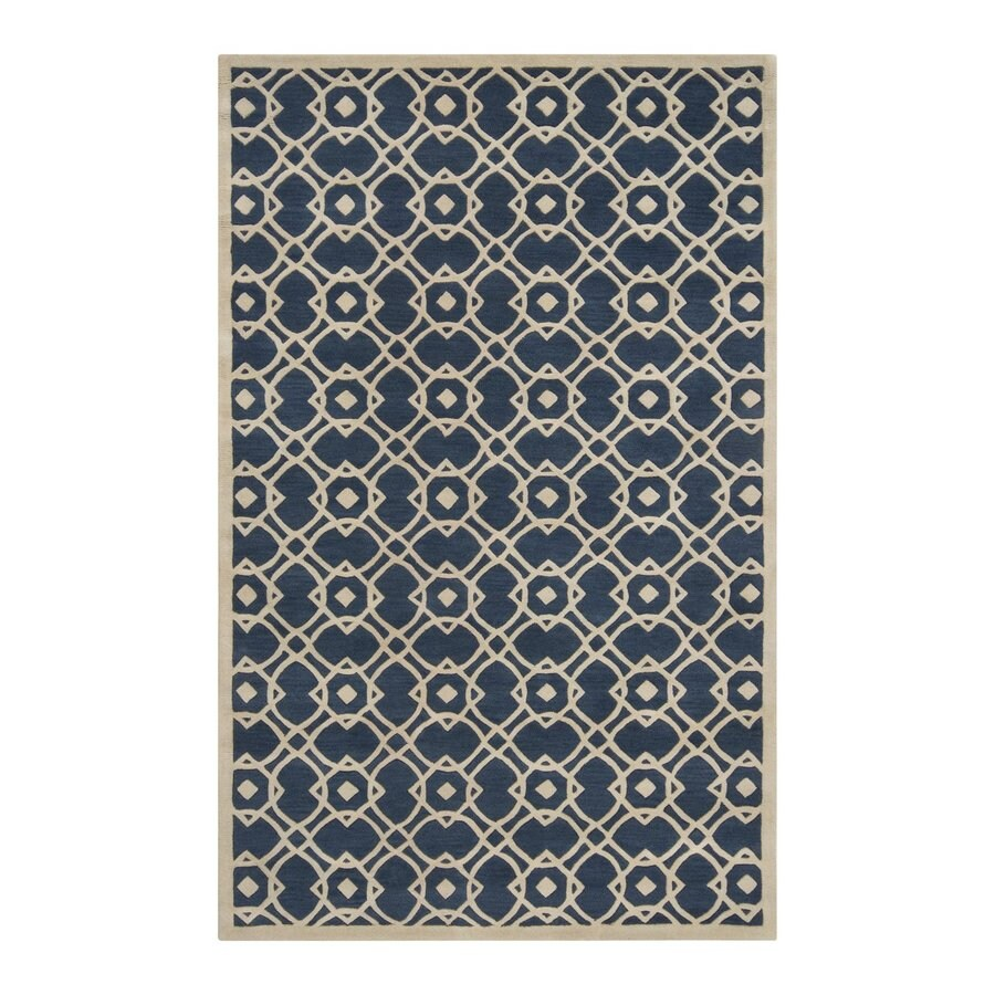 Surya Goa Rectangular Indoor Tufted Area Rug (Common: 5 x 8; Actual: 60-in W x 96-in L)