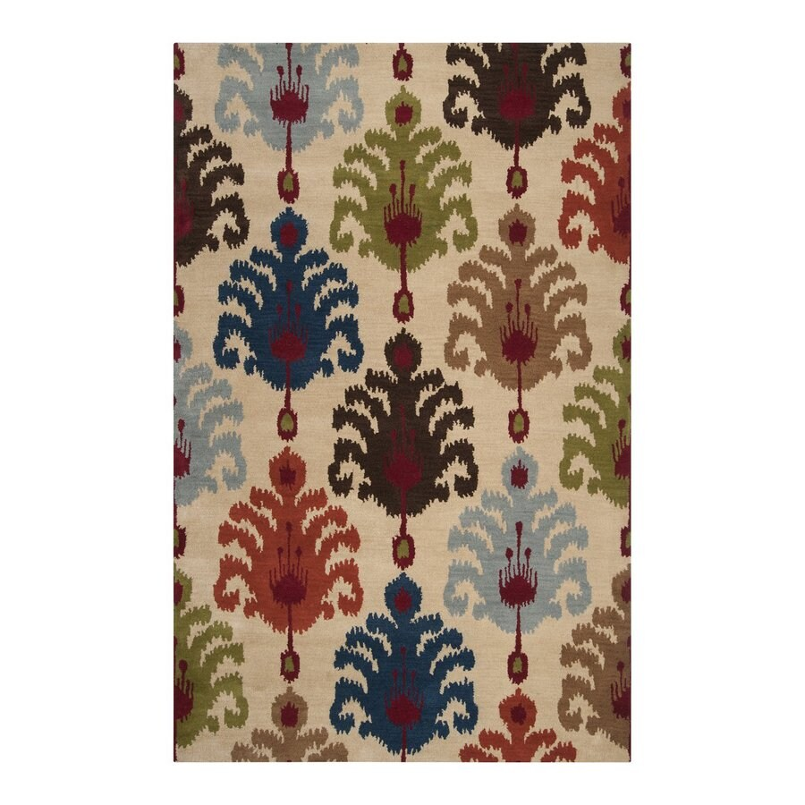 Surya Matmi Rectangular Indoor Tufted Area Rug (Common: 9 x 13; Actual: 9-ft W x 13-ft L)