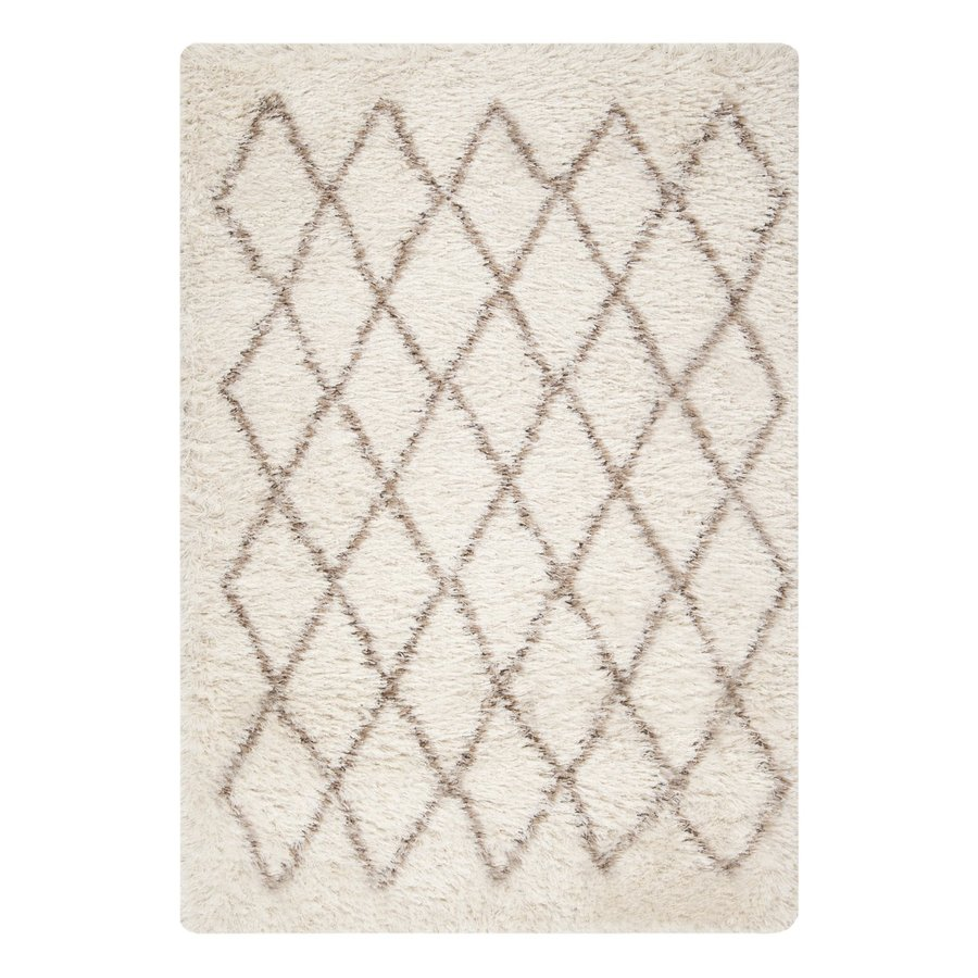 Surya Rhapsody Rectangular Indoor Shag Area Rug (Common: 5 x 8; Actual: 60-in W x 96-in L)