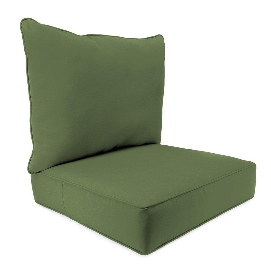 Jordan Manufacturing Fern Solid Cushion For Deep Seat Chair