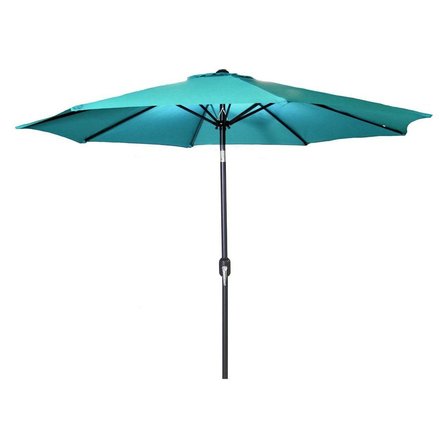 Jordan Manufacturing Aruba Market 9 Ft Patio Umbrella