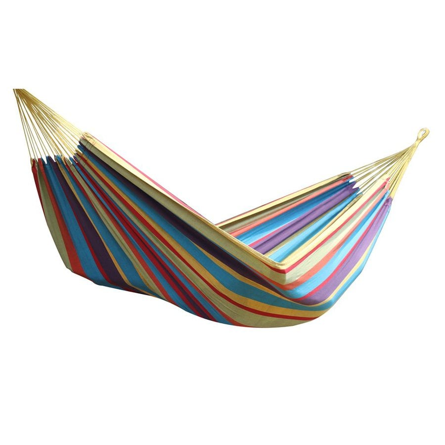 Vivere Brazilian Style Tropical Fabric Hammock