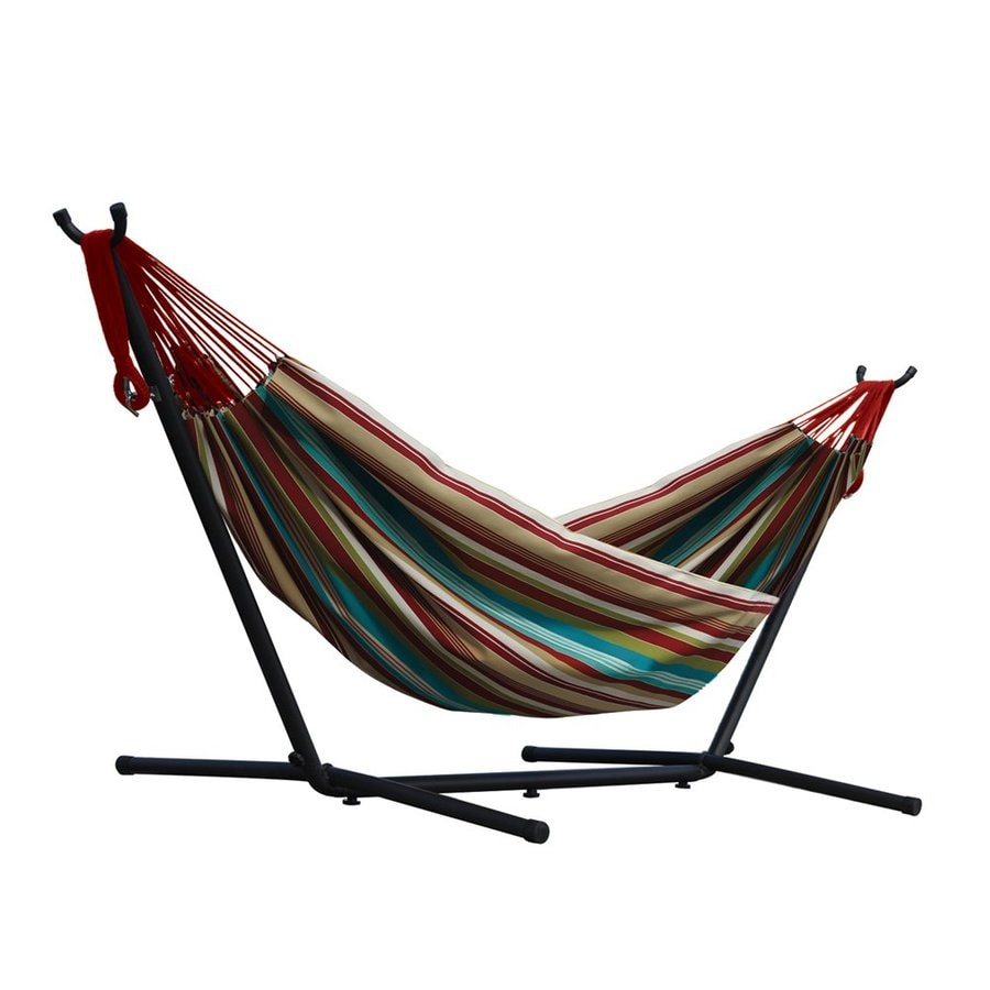 Vivere Salsa Fabric Hammock Stand Included
