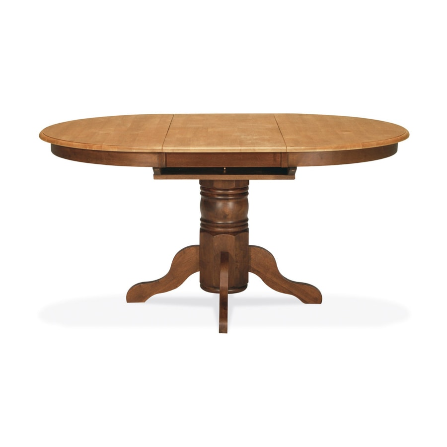 International Concepts Madison Park Wood Extending Dining Table