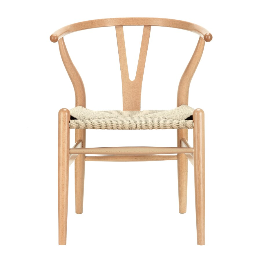 Modway Amish Beech Side Chair