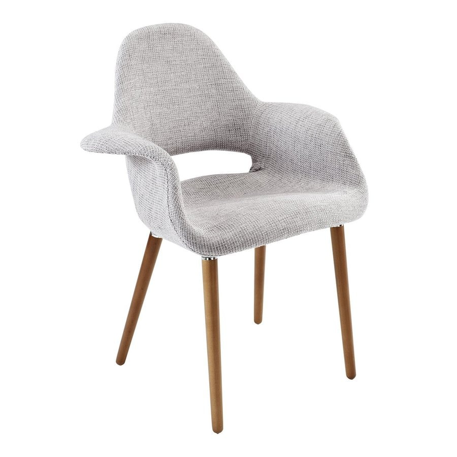 Modway Light Gray Arm Chair