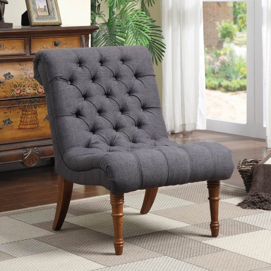 Coaster Fine Furniture Charcoal Accent Chair