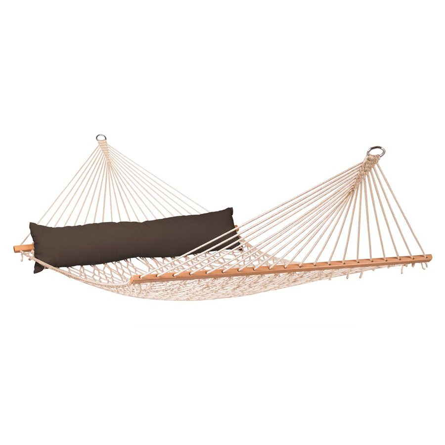 shop la siesta california arabica rope hammock at. Black Bedroom Furniture Sets. Home Design Ideas