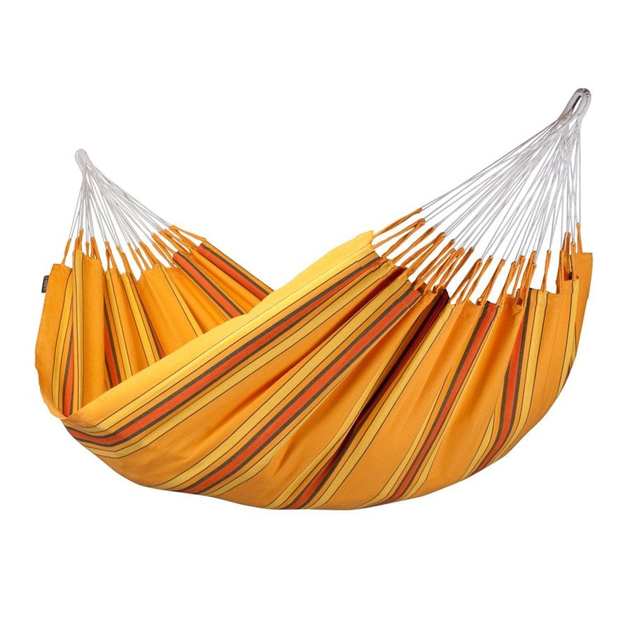 Shop La Siesta Currambera Apricot Fabric Hammock at Lowescom