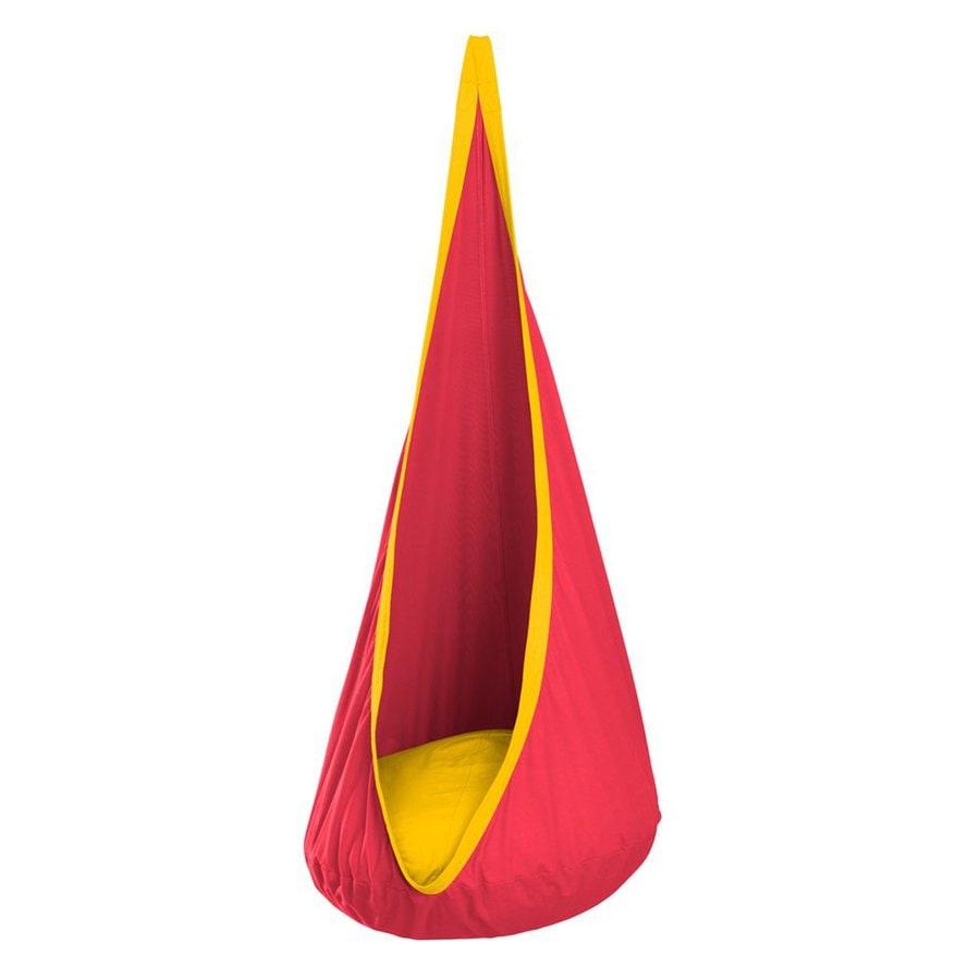 La Siesta JOKI Cherry Fabric Hammock Chair