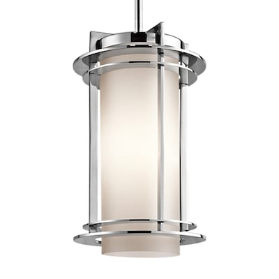 Kichler Lighting Pacific Edge 13 5 In Polished Stainless