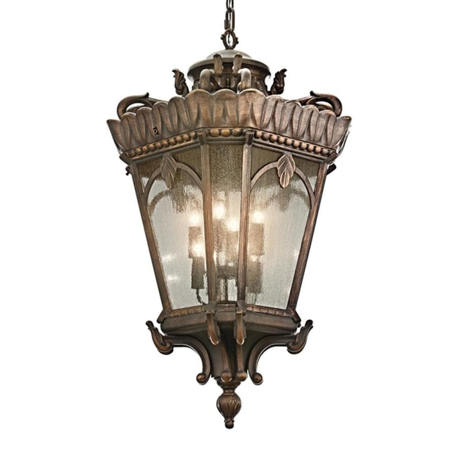 Kichler Lighting Tournai 47.5-in Londonderry Outdoor Pendant Light