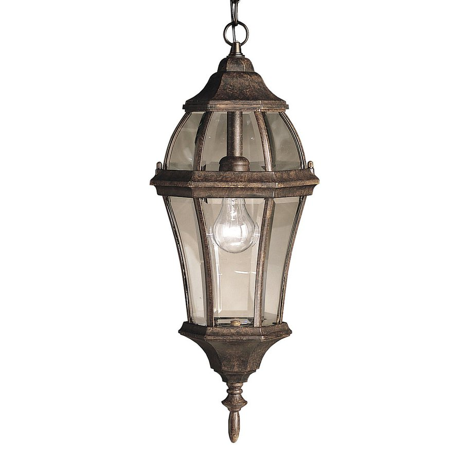 Shop Kichler Lighting Townhouse 24.5-in Tannery Bronze