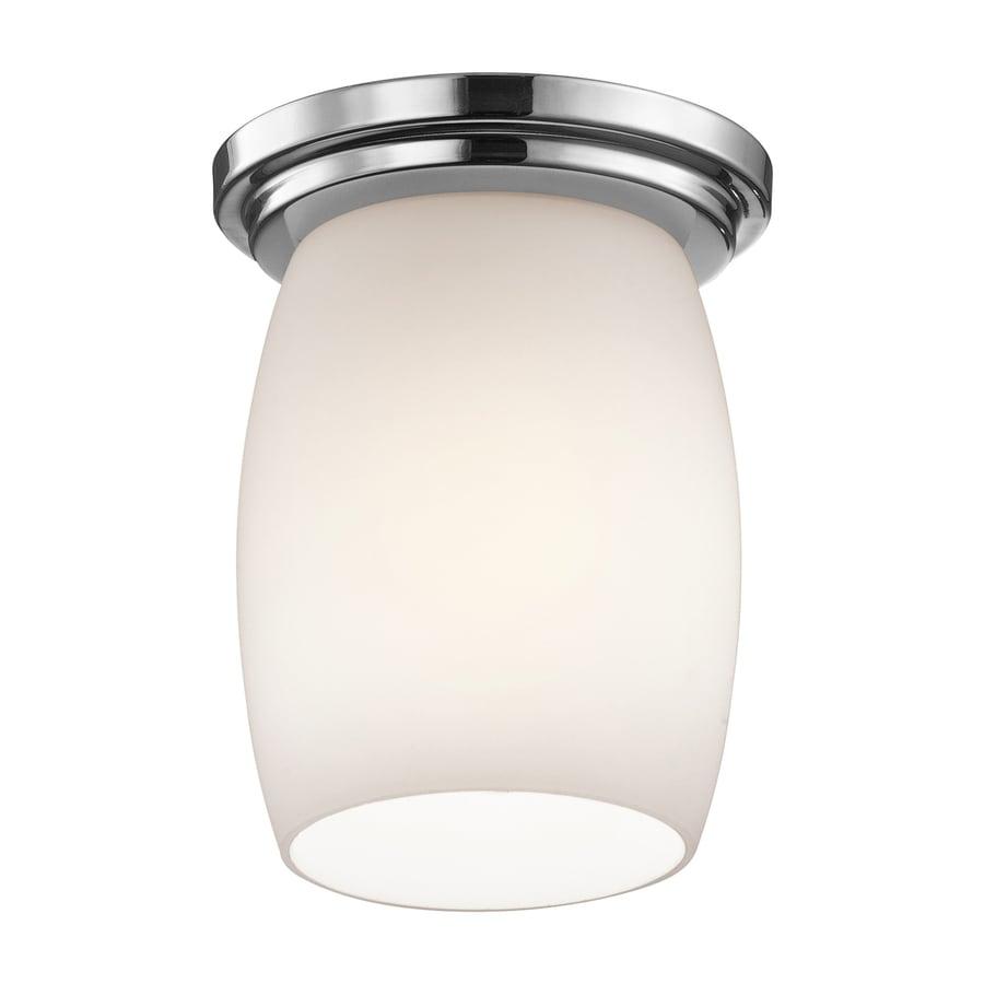 Kichler Eileen 5-in W Chrome Flush Mount Light