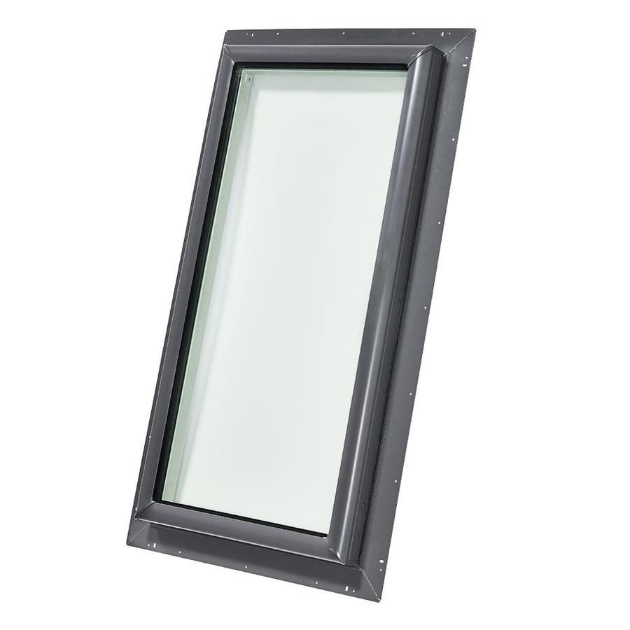 shop velux fixed laminated skylight fits rough opening 30 5 in x 46 5 in actual x. Black Bedroom Furniture Sets. Home Design Ideas
