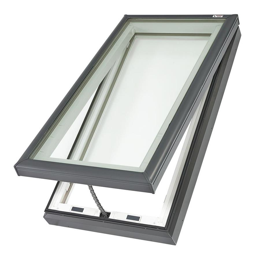 Shop velux venting laminated skylight fits rough opening for Velux fresh air skylight