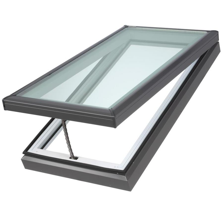 shop velux venting laminated skylight fits rough opening 30 5 in x 30 5 in actual. Black Bedroom Furniture Sets. Home Design Ideas