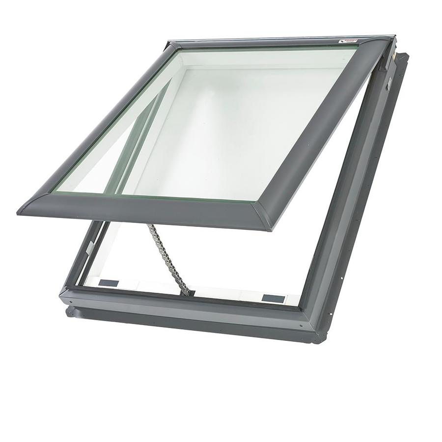 VELUX Venting Tempered Skylight (Fits Rough Opening: 21-in x 26.88-in; Actual: 24-in x 29.88-in)