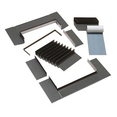 A06 Shingle Roof Aluminum Deck Mount Skylight Flashing Kit
