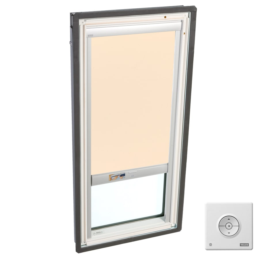 shop velux fixed tempered skylight with solar powered. Black Bedroom Furniture Sets. Home Design Ideas