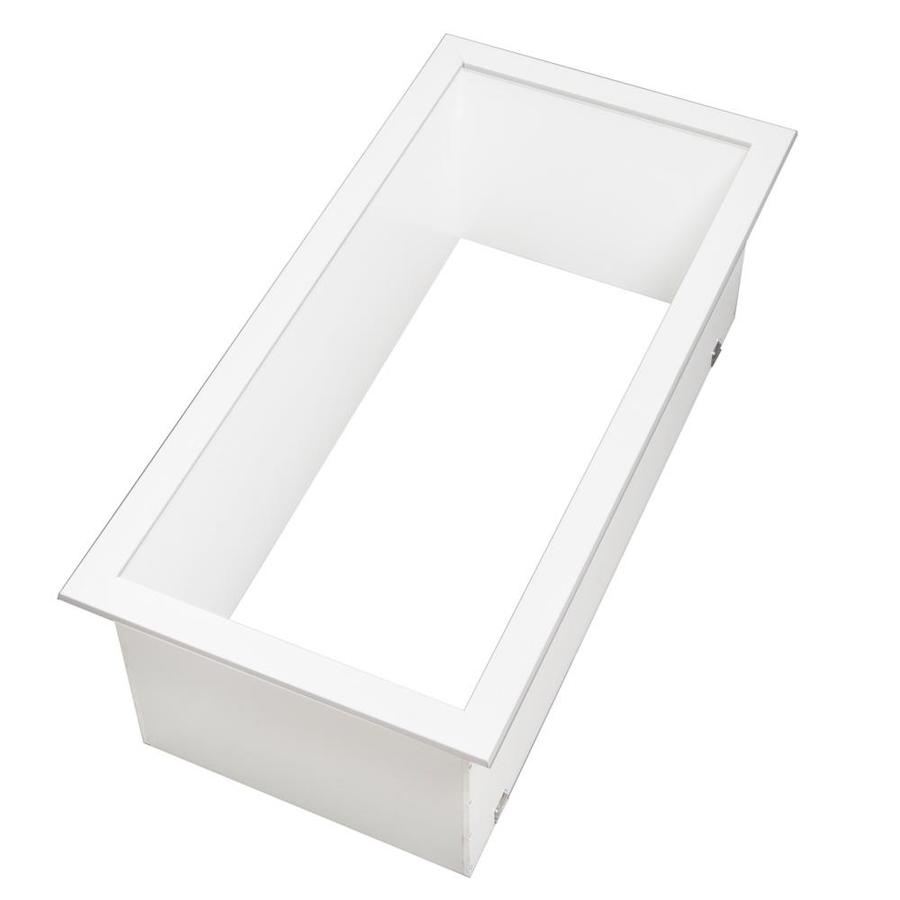 VELUX 21-in x 45.75-in Skylight Light Shaft Kit for Velux FS C06, VS C06, VSE C06, and VSS C06 Skylight Models