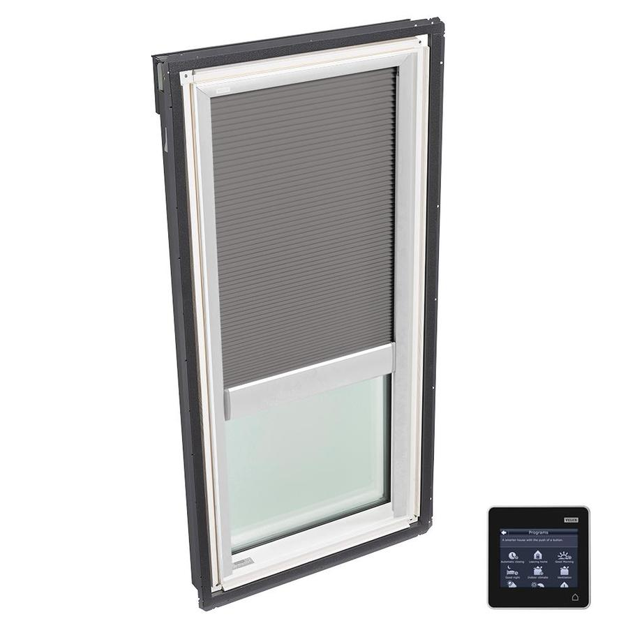 VELUX Fixed Tempered Solar-Powered Light-Blocking Skylight (Fits Rough Opening: 30.06-in x 45.75-in; Actual: 33.06-in x 48.75-in)