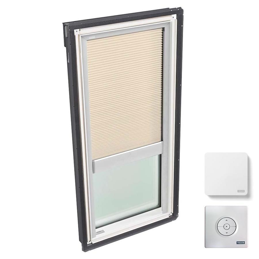 VELUX Fixed Laminated Solar-powered Light-blocking Skylight (Fits Rough Opening: 30.06-in x 54.44-in; Actual: 33.06-in x 57.44-in)