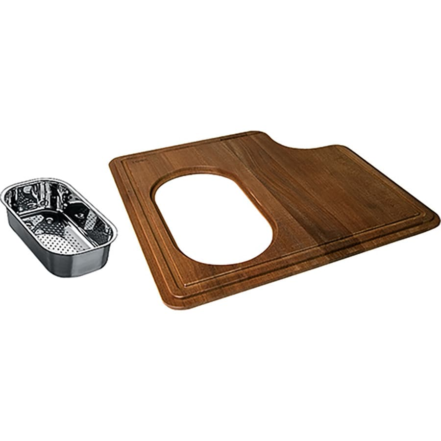 Franke 22-in L x 20-in W Cutting Board