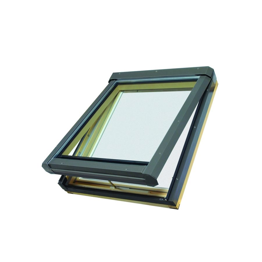 FAKRO Venting Tempered Skylight (Fits Rough Opening: 30.5-in x 54-in; Actual: 30.5-in x 54.75-in)