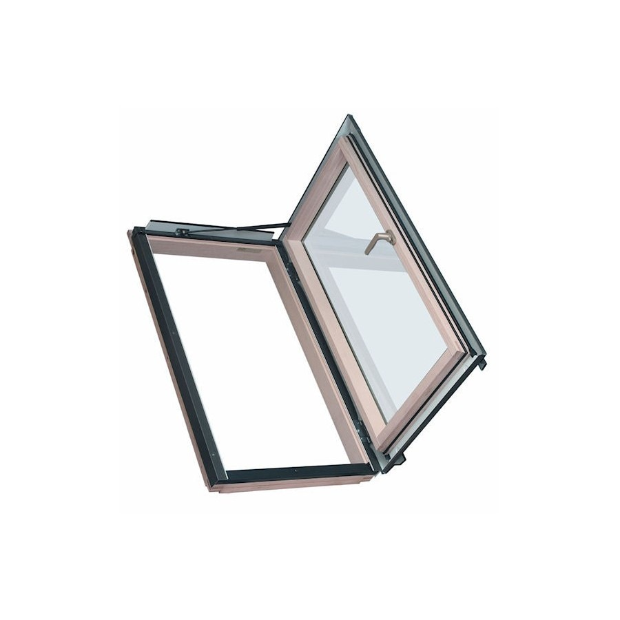 FAKRO Venting Tempered Skylight (Fits Rough Opening: 22.25-in x 45.25-in; Actual: 22.25-in x 45.25-in)
