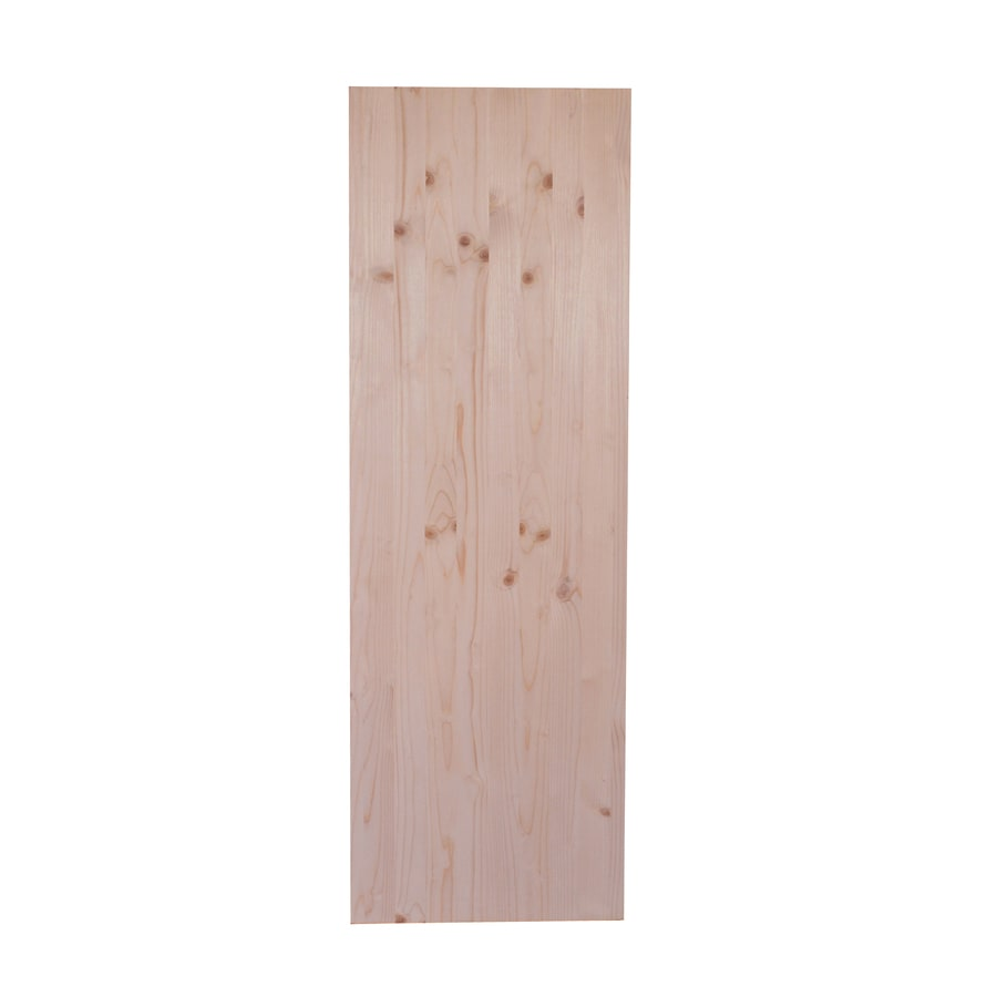 (Common: 3/4-in x 24-in x 4-ft; Actual: 0.75-in x 23.25-in x 4-ft) Spruce Pine Fir Board